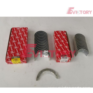 MITSUBISHI engine 6D31-T bearing crankshaft con rod conrod