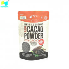 Cacao Powder Packaging Bag with Window
