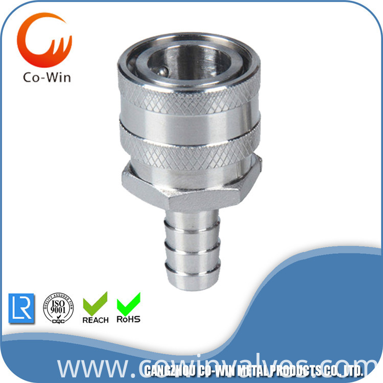 Home Brewing Fittings Barb