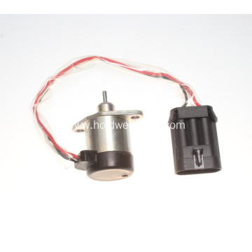 New Skid Steer Fuel Shut off Solenoid 6689034