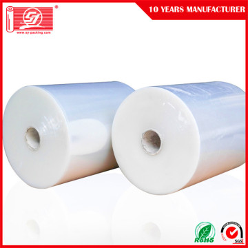 Transparent LLDPE Jumbo Roll Machine Stretch Film