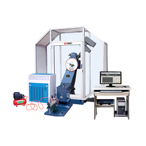 Low-temperature 300J Impact Testing Machine