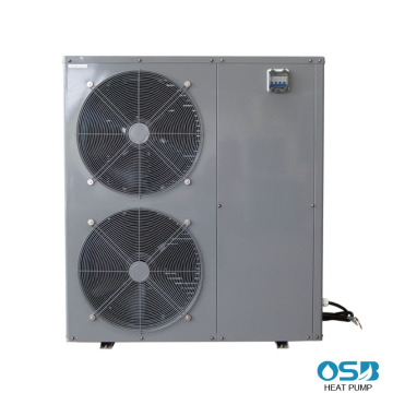 Hospital heater with 85℃ hot water heat pump