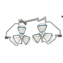 Medical equipment double head lamp