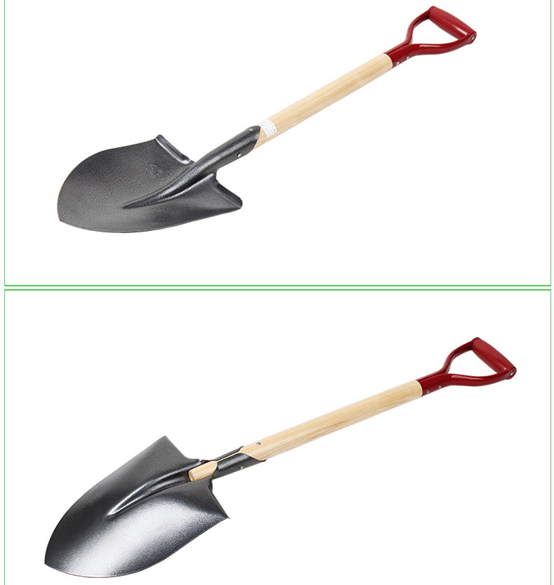 Landscaping Cheap Round Head Shovels