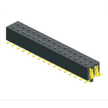 2.54mm Female Header Dual Row SMT Type