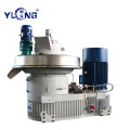 Yulong Sunflower Seed Husk Pellet Mill
