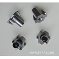 M6 Zinc plated Hopper Feed T Nuts