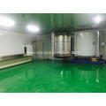 vacuum metallizing plastic coating processing