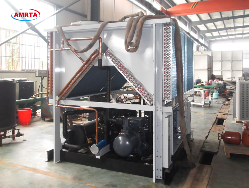 500kW Water Screw Chiller
