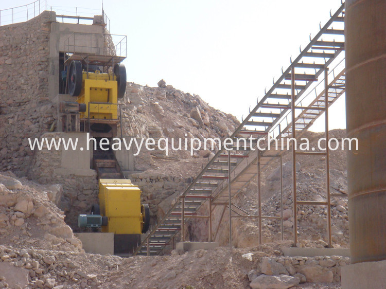 Impact Crusher For Stone Breaking With Competitive Price