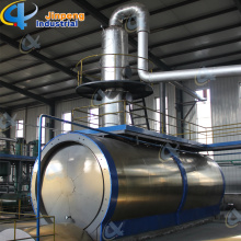 China for Oil Distillation Plant Engine Oil Distillation Plant Base Oil Recycle Machine export to Sao Tome and Principe Importers