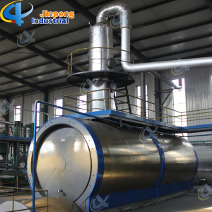 Waste Base Oil Purifier Machine