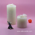 Scented candles color changing tea light candles