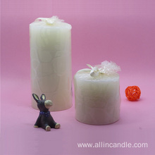 Online shopping scented pillar candle on sale