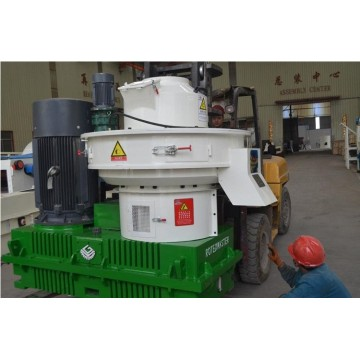 Simple To Operate Wood Pellet Mill