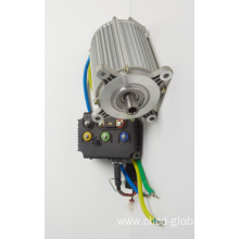 Small Size EV Traction Motor