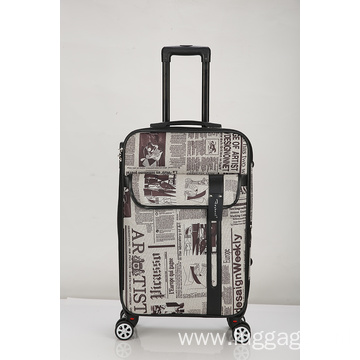 Softside Printing Luggage Suitcase