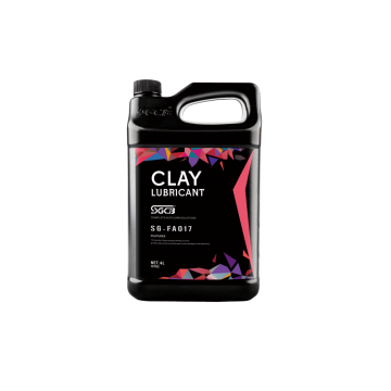 SGCB best clay bar lubricant