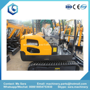 1.8 ton 2 ton crawler excavator prices