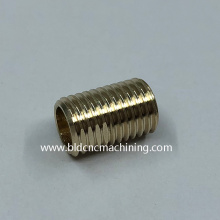 Automatic CNC Turning Machining Custom Brass Screw Inserts