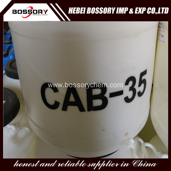 CAB 35 Cocoamidopropyl Betaine for detergent making
