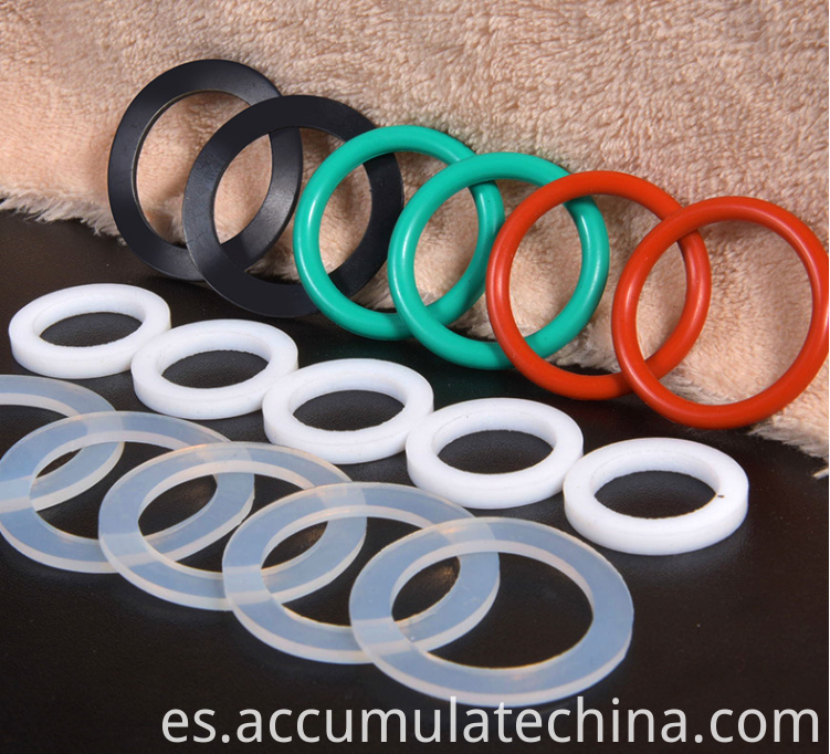 Silicone Sealing Ring Color