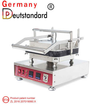 9 hole round tartlet machine with CE