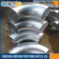 ANSI A234WPB Hot Dip Galvanized SCH40 Elbow