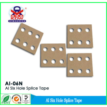 AI Six Hole Splice Tape