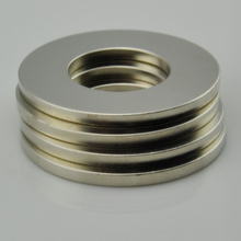 Good Quality for Ring Magnet N35 sintered neodymium Ndfeb ring magnets supply to Pitcairn Manufacturer