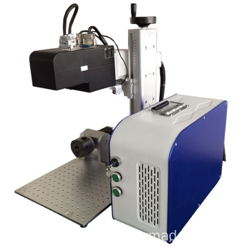 3D 30W Fiber Laser Marking Machine