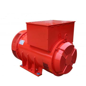 Red Color Three Phase Synchronous Generator