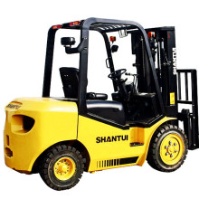 Best Price for for 3 Ton Fork Lifts shantui 3 ton diesel forklift with Japan engine export to Bolivia Supplier