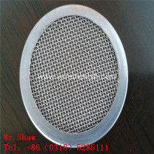 Plain Weave Stainless Steel Wire Mesh For Filter