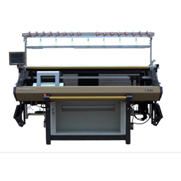 Computerized Vamp Knitting Machine For Shoes 14G