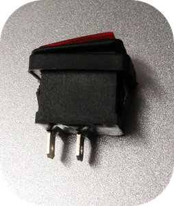 rocker switch KR1-1-