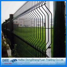 High Security Triangular Bending Wire Mesh Fence