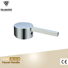 Bathroom mixer handle chrome zinc 35mm faucet handle