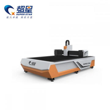 Fiber laser cutting machine for stainless steel and