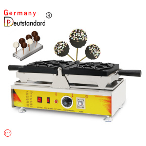 Factory Price with cake pop waffle cone maker