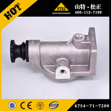 PC200-8 HAND OIL PUMP 6754-71-7200