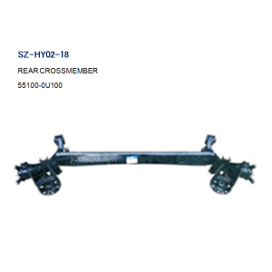 Steel Body Autoparts HYUNDAI 2011 ACCENT REAR CROSSMEMBER