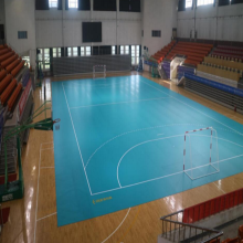 Best Quality for Handball Flooring Enlio Handball Courts PVC Sports Flooring supply to China Taiwan Manufacturer