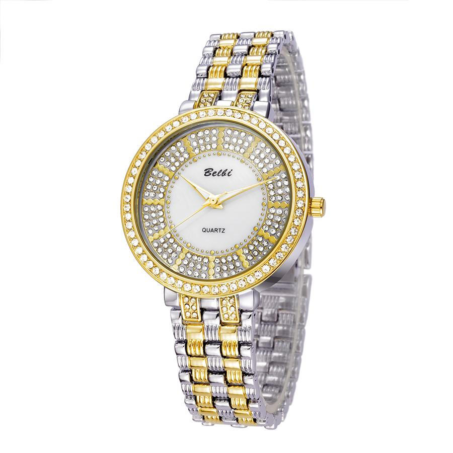 Quartz Movement Waterproof Watch Battery Luxury Watch
