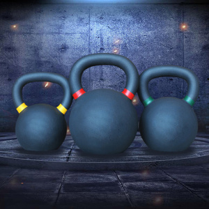 Cheap Fitness Powder Coated Kettlebell