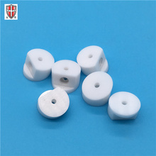 low thermal zirconia ceramic structural components