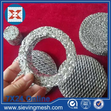 Extruded Aluminum Foil Ring