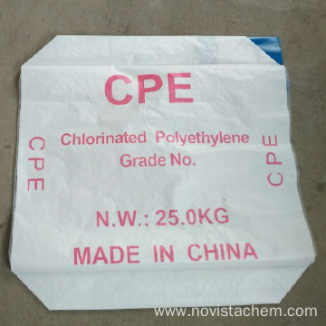Chinese Factory Supply Chlorinated Polyethylene CPE