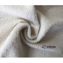 High Quality for Soft Single Face Wool Fabric New Design Single-side  Alpaca Blend Fabric supply to Libya Manufacturers